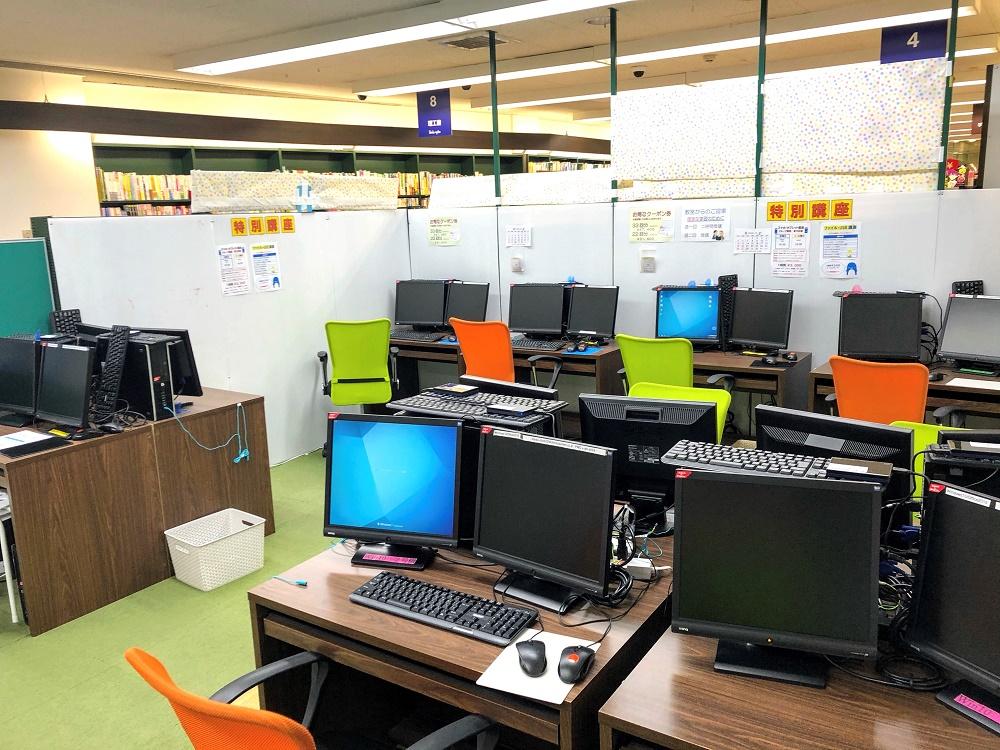 パソコン教室内2